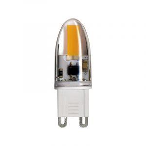 Dimmbare G9 LED Lampe Soufian, 1,6w Extra Warmweiß