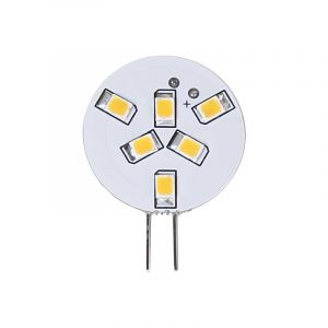 G4 LED Lampe Delano, 1w Extra Warmweiß