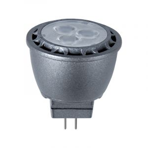 Dimmbare G4 (GU4) LED Lampe Davo, 3,1w Extra Warmweiß