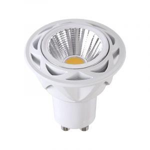 Dimmbare GU10 LED Lampe Mylan, 5,5w Extra Warmweiß
