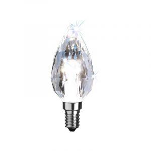 Dimmbare E14 LED Kerzenlichte Dante, 4w Weiß