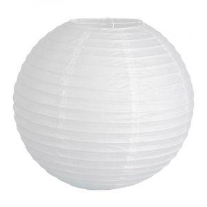 Weiße Lampenschirm Alysha, Papier