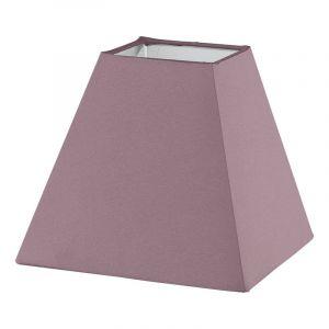 Taupe Lampenschirm Noah, Stoff, modern
