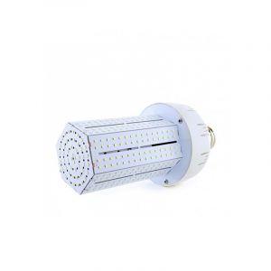 Mastleuchte E40 LED lamp, Aluminium, transparent, IP25