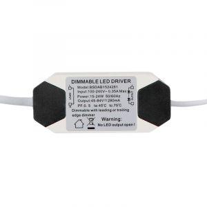 Dimmbarer LED Treiber, 18 Watt