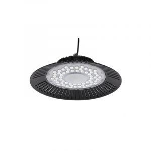 Highbay Lampe Akmaar, Aluminium, transparent, 200w KaltWeiß integriert LED