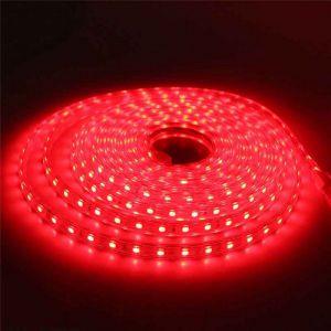 1 Meter 220V LED Strip, rot, IP65