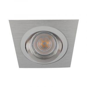 Aluminium Einbaustrahler Heido, grau