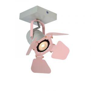 Pink Kinder Deckenleuchte Picto, Metall, modern