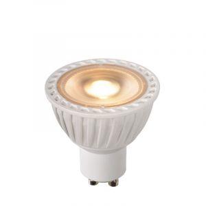 Dimmbare Weiße GU10 LED Lampe Luc, 5w Dim-To-Warm