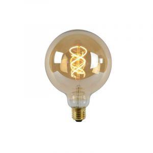 Dimmbare G125 E27 Filament Lichtquelle Luc, 5w Extra gemütlich Weiß