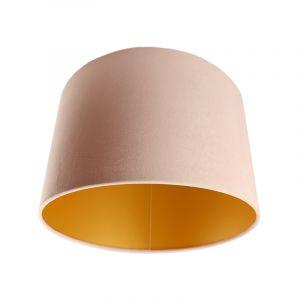 Pink Lampenschirm Madelyn, Stoff, modern