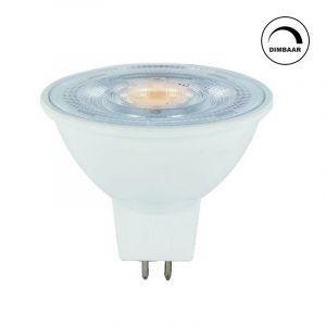 Dimmbare Tekalux Jairo GU5.3 LED Lichtquelle 4,6w Warmweiß