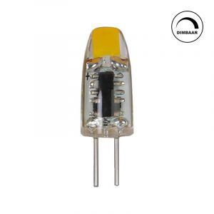 Dimmbare G4 LED Lichtquelle Silvan, 1 w Warmweiß