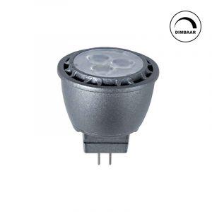 GU4 LED Lichtquelle Davi, 3,1w, Warmweiß, dimmbar
