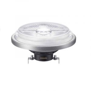 Philips dimmbare G53 (AR111) LED Lampe Sharona, 10w Extra Warmweiß