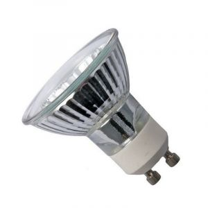 Tekalux GU10 Halogenlampe Marente, 35w Warmweiß