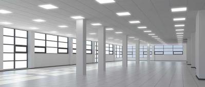 Montage LED panels