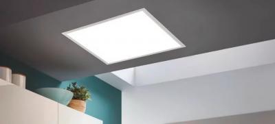 Installation LED panels